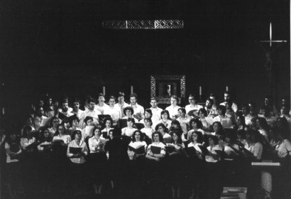 Concerto Gesù Buon Pastore-prima metà anni 80