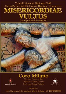 Concerto a Concorezzo @ Parrocchia dei SS. Cosma e Damiano | Concorezzo | Lombardia | Italia